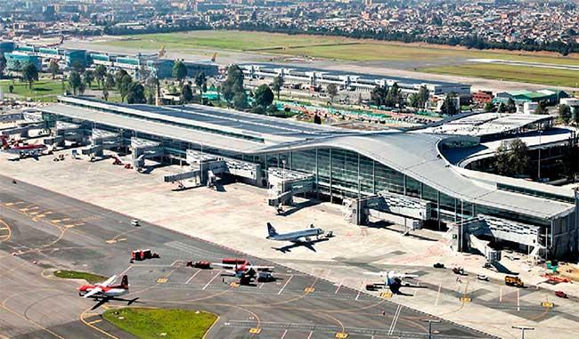 Aeropuerto de Bogota - Colombia