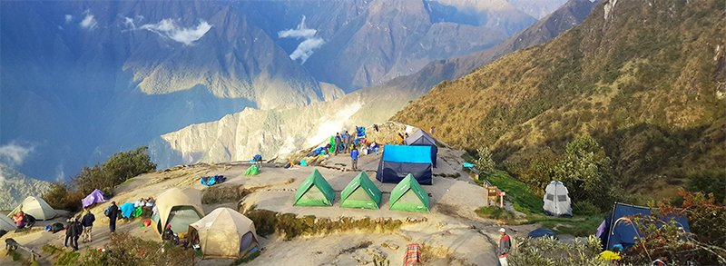 Camino del Inca a Machu Picchu Peru, Salkantay trek e inca trail