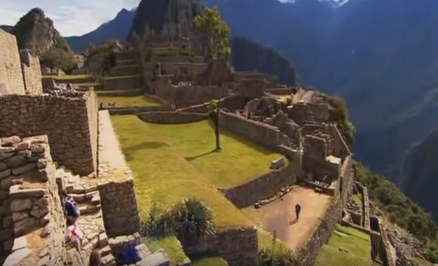 caracteristicas de Machu Picchu