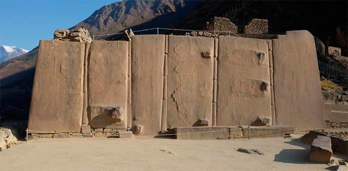 Templo del Sol - Ollantaytambo
