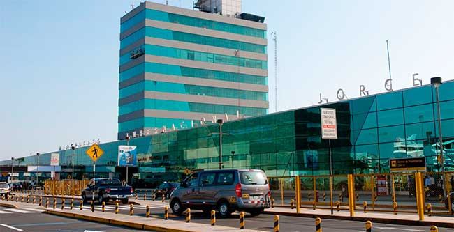 Aeropuerto de Lima - Peru