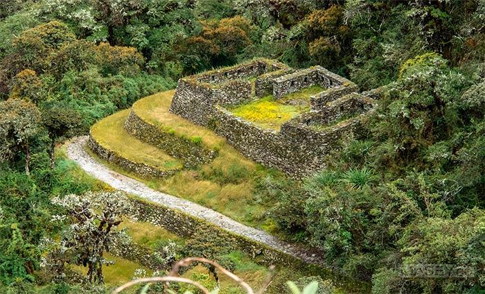 Centro arqueológico de Conchamarca