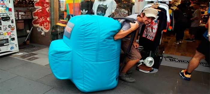 maletas para machu picchu