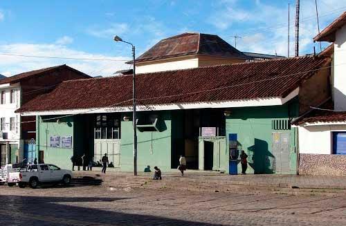 Estación de San Pedro