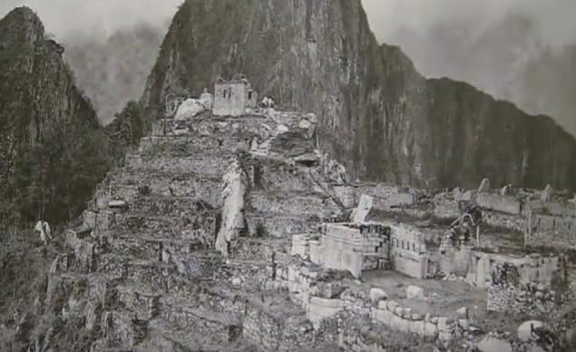 para que se construyo Machu Picchu