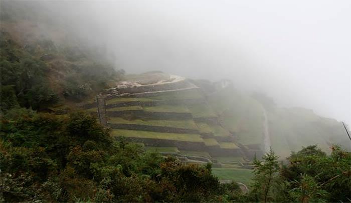 Centro arqueológico de Phuyupatamarca