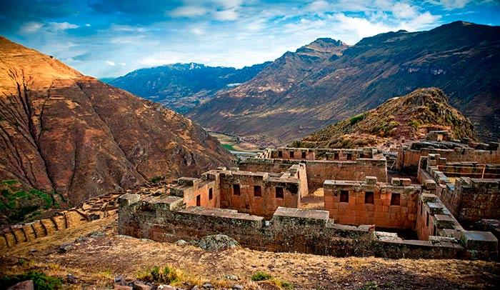 Centro arqueológico de Pisaq
