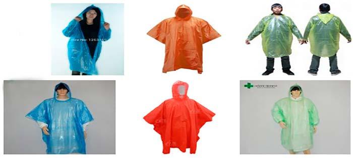 Poncho (traje para lluvia)