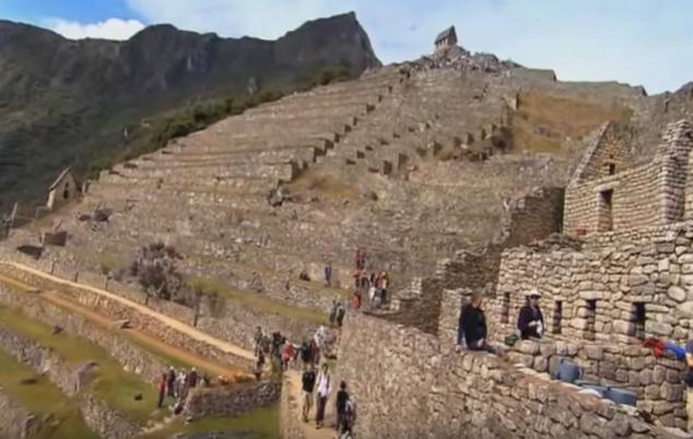porque se construyo Machu Picchu