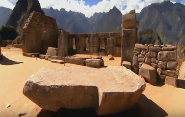 quien construyo Machu Picchu