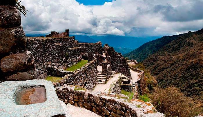 Centro arqueológico de Sayacmarca