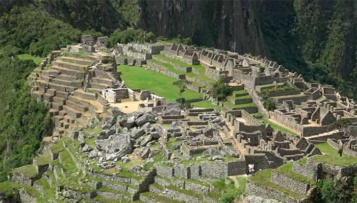 templo machupicchu