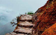 Camino inca alternativo salkantay a machu picchu
