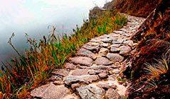 ¿para que se construyo el camino del inca?