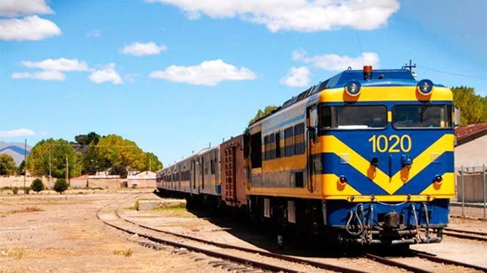 Tren de Villazon a Oruro